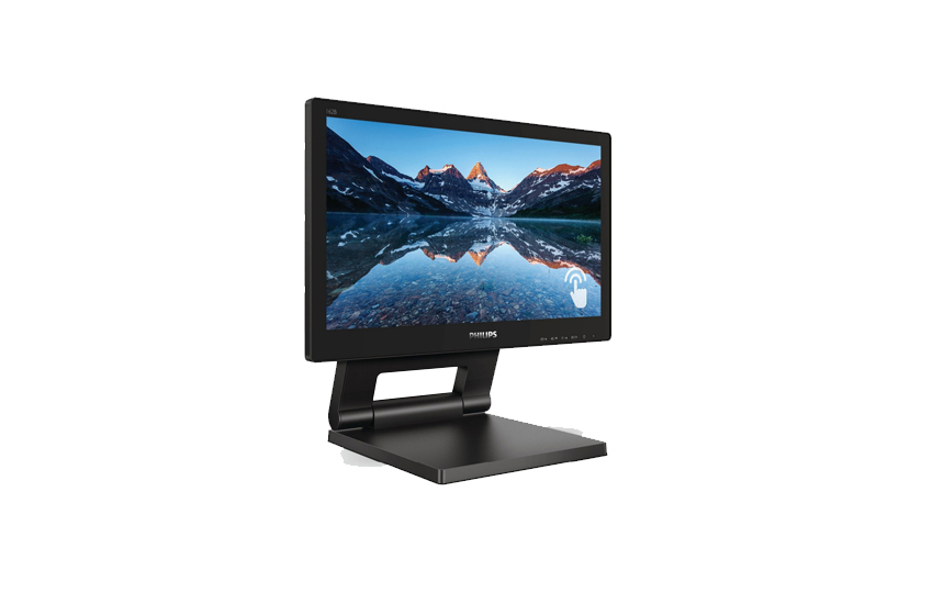 Philips LCD monitor Smooth Touch